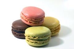 французские macarons Стоковое Фото