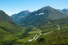 французские pyrenees Стоковое Изображение RF