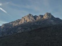 французские pyrenees Стоковое Фото