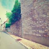 Французский город стоковое фото rf