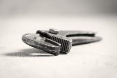 французский ключ Стоковая Фотография