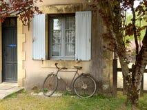 Французский дом Стоковая Фотография RF