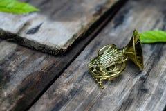 французский рожочок Стоковое Фото