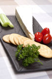 Французский сыр Стоковая Фотография