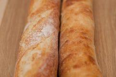 Французский хлебец с золотой коркой Стоковые Фото