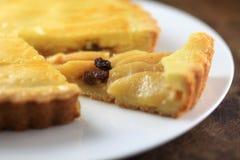 Французское печенье на плите Стоковые Фото