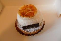 французское печенье Стоковая Фотография