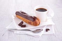 Французское печенье eclair Стоковые Изображения RF