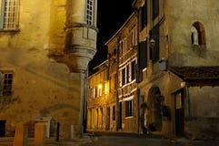 французское село Стоковое Изображение RF