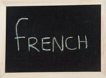 франчуз доски Стоковая Фотография RF
