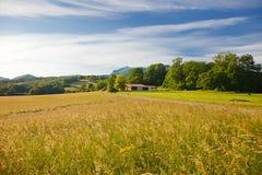 франчуз сельской местности Стоковое фото RF