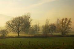 франчуз сельской местности Стоковая Фотография RF