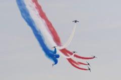 франчуз флага Стоковое фото RF