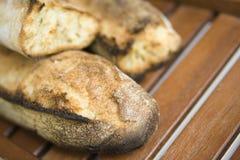франчуз хлеба багета Стоковая Фотография