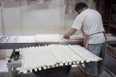 франчуз хлебопекарни Стоковое Фото