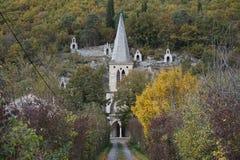 франчуз церков Стоковая Фотография