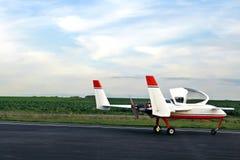 Франчуз Rutan Стоковое Изображение