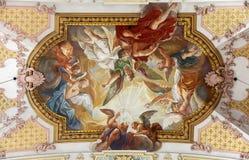 фреска Стоковые Фотографии RF