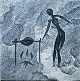 фреска Стоковые Изображения RF