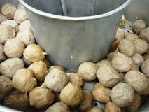 Фрикадельки от malang стоковые фотографии rf