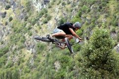 Фристайл BMX стоковые фотографии rf