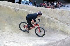 Фристайл BMX стоковые изображения