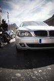 фронт автомобиля бампера самомоднейший Стоковое Изображение