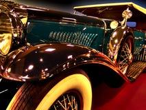 фронт автомобиля классицистический Стоковое Фото