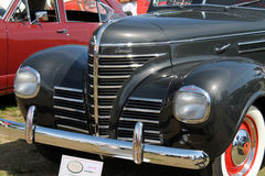 Фронт автомобиля Amtique американский стоковое изображение rf