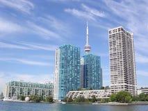 Фронт 2004 гавани озера Торонто Стоковые Фотографии RF