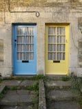 фронт дверей стоковое фото rf