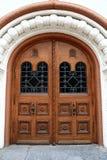 фронт двери Стоковые Изображения