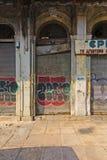 Фронт магазина Οld Стоковые Фото