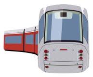 Фронт поезда бесплатная иллюстрация