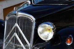Фронт старого автомобиля 1 Стоковое фото RF
