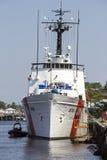 Фронт службы береговой охраны Стоковая Фотография RF
