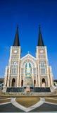 фронт церков Стоковая Фотография