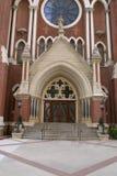 фронт церков Стоковые Изображения RF