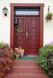 фронт entryway причудливый Стоковые Фото