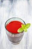 Фруктовый сок и овощ Стоковое Изображение RF