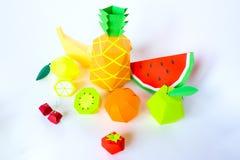 Фруктовый сок концепции, reklama элемента Выплеск от лимона стоковые фотографии rf
