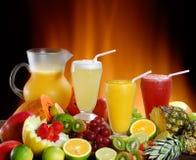 фруктовый сок Стоковое Изображение