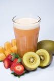 фруктовый сок Стоковая Фотография