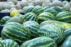 Фрукты и овощи рынка фермеров Стоковое Изображение