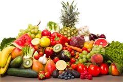 Фрукты и овощи Стоковое фото RF
