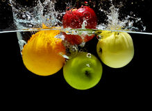 Фрукты И овощи Стоковая Фотография