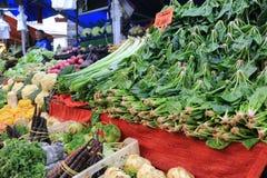 Фрукт и овощ глохнет в Бурсе Турции Стоковое Фото