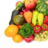 Фрукт и овощ собрания Стоковые Фотографии RF