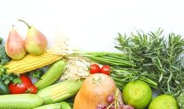 Фрукт и овощ Стоковая Фотография RF