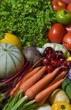 Фрукт и овощ Стоковые Изображения